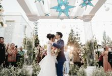 The Wedding of Nindya & Zenga by Elior Design