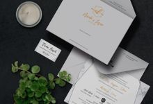 minimalis by dondon invitation