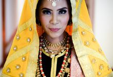Zi & Dyka by Top Fusion Wedding