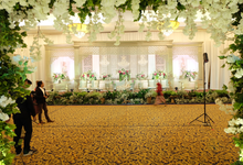 Nadyana & Gustav Wedding by Niqs Project Decoration