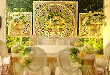 Pengajian & Siraman Vrysa  by Niqs Project Decoration