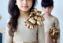 Little NM Princess Lebaran Luxe 2018 by Nisa Mazbar