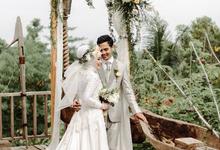 Mia & Adhy Wedding by Niumich Decoration