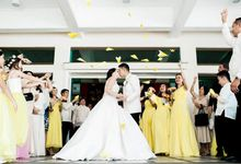 Mark & Maureen Wedding by Bride Idea