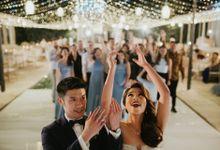 The Wedding of Kevin & Nanda by Varawedding