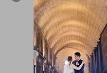 Bride & Groom Portraits by DLPRO Photography & Videography