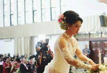 Mega Sijabat's Classic Matrimony Kebaya by Arthaputri Atelier