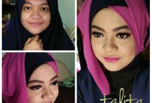 make up for graduation by Jlita talita