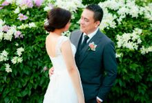 Alex and Sherry Wedding by TIÑO