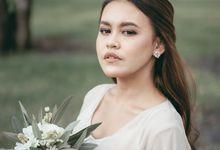 Miss Dinda Prewedding Session by Yuka Makeup Artist