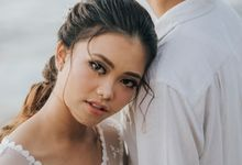 From The Prewedding D&S by Yuka Makeup Artist