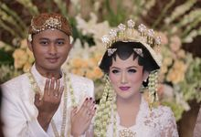 Adhitya & Rinal by hmphotopedia