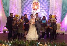 Wedding Rudy & Vegi 19 Maret 2016 by Luve WO