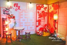 Oriental Wedding Decoration Theme by Wedding And You