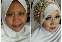 Tradisional Hijab by Meicen Professional Makeup Artist