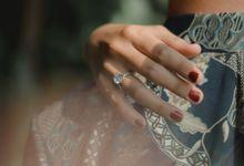 Aras & Ken's Engagement by Seniskala
