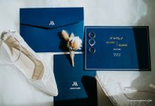 Noah Chapel - Wedding Albee & Alven by Eurasia Wedding