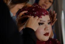 Wedding Wawan & Tika by OtakMinim Photography & Videography