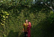Engagement Dewi & Ahmad by OtakMinim Photography & Videography