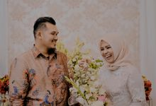 Engagement Melly & Teguh by OtakMinim Photography & Videography