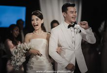 Dion Wiyoko & Fiona Anthony by Wong Hang Distinguished Tailor