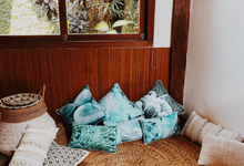 Custom Cushion Cover by Nomad Sourcing
