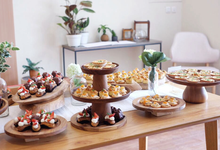 Urban Quarter store opening by Nomz Catering