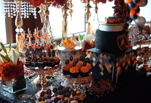 Sweets Supply for Dessert Table by Nomz Catering