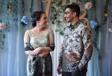 Tyas Engagement by Nona Manis Creative Planner