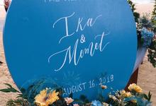 MEMET ?? IKA  by Noua Decor Wedding & Event Floral Decoration