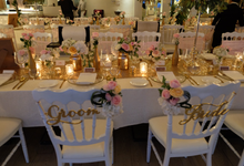 Intimate Dinner at Jumana  by Noua Decor Wedding & Event Floral Decoration