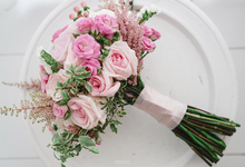 Elegant  Romantic Shade Of Pink  by Noua Decor Wedding & Event Floral Decoration