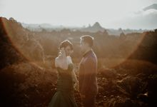 Daniel & Nova Prewedding by AKSA Creative