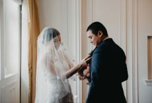 The Wedding of Jonathan & Nova by Visuel Project