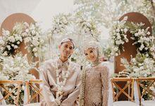Wedding Novi & Tami by Azila Villa