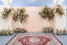 Modern Mix Cultural Wedding Ceremony (Novi&Yusuf) by Kalea Design