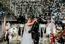 The Wedding of Novilia & Didik by Visuel Project