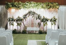 Novita & Allen di Sasono Utomo by Diamond Weddings