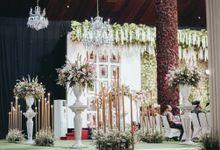 Novita & Allen di Sasono Utomo by Diamond Weddings