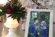 Ajeng Ferbina & Al-ala Wedding by Aruna Wedding