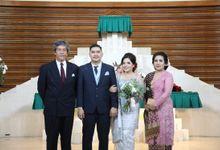 Faldo & Tata Wedding Day by JET Wedding Organizer