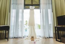 Natacha & Simon wedding at Banyan Tree Samui by BLISS Events & Weddings Thailand