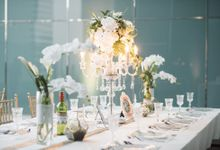 Agus & Mell Wedding by Ventlee Groom Centre