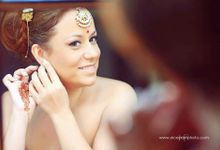 Baba And Liza Wedding by Makeup by Marjorie