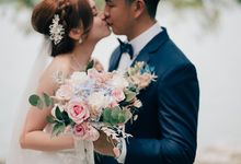 Nicholas & Shu Hui Wedding by Yipmage Moments