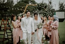 Ilham & Fanny Wedding by Golf Graha Famili