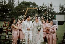 Ilham & Fanny Wedding by Golf Graha Famili