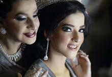 The Wedding - Tasya & Ahmad by Ntophoto