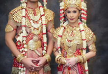 The Wedding - Indah & Bei by Ntophoto
