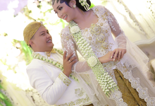 The Wedding - Arie & Tio by Ntophoto